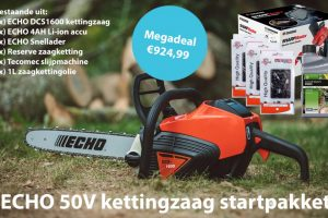 DCS-1600 startpakket